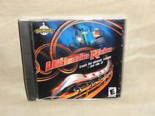 Disney's - Ultimate Ride. PC CD-ROM, New