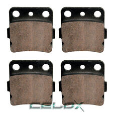 Front Brake Pads For Suzuki LTZ250 LT-Z250 Quadsport 2004 2005 2006 2007 2008 09