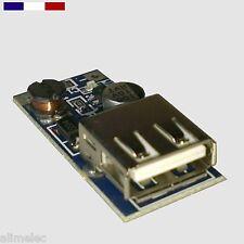 Convertisseur DC/DC 0.9V à 5V / 5V USB booster