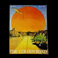 Grateful Dead The Golden Road Magazine 1985 Summer Issue 7 Jerry Garcia 1967 JG