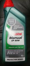 OLIO CASTROL MANUAL EP 80W 1L