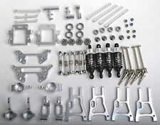 Upgrade Parts Package HSP Redcat RC 1/10 On-Road Drift Car flying fish silver