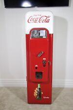 Antique Soda Coca Cola (Coke) Machine - Model Vendo 44