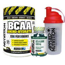 Orange Powder BCAA Protein Shakes & Bodybuilding Supplements