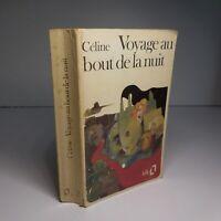 Ferdinand Céline 1976 Voyage au bout de la nuit littérature France N6542