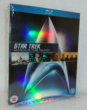 Star Trek Trilogy:The Wrath of Khan/Search for Spock/Voyage Home (Blu-ray Set)