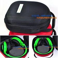 Generic Hard Case Box Bag For Razer Kraken Electra PC Game Headphone Headsets