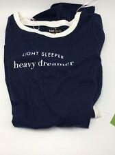 $58 Kate Spade Graphic Text Sleepshirt Size L  BN5