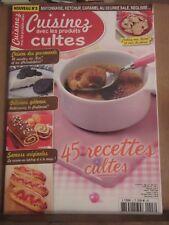 Cuisinez avec les produits cultes N°3: 45 recettes cultes