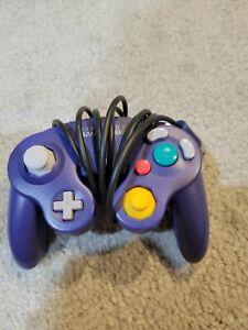 Nintendo Gamecube Controller - Indigo OEM | AUTHENTIC | TESTED tight stick 1