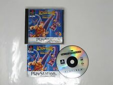 Playstation 1-PS1-Disneys Action Game featuring Hercules-Coffret & Manuel