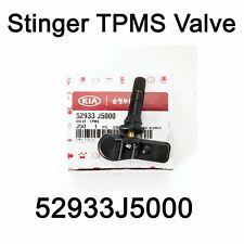 [KIA] 52933J5000 TPMS Sensor Valve 1pc for Kia Stinger 17-18 Tire Pressure