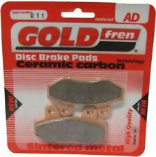 Goldfren Brake Pads Front For Smc YB 150 2009