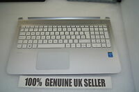 MINT HP Pavilion 15-AB White Upper Palmrest Cover with Keyboard 820002-031