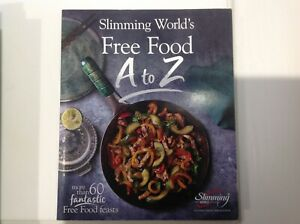Slimming World Free Food A to Z recipe book