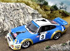 Rally Car Collection Porsche 911 Carrera RS Rally Monte Carlo 1978 1:43 Model