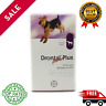 Plus Flavor For Dogs (Tapeworm Dewormer for Dogs) Tablets-Drontals EXP-2023 8✅