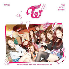 TWICE - THE STORY BEGINS - 1ST MINI ALBUM (CD+BOOKLET+CARD) [KpopStoreinUSA]