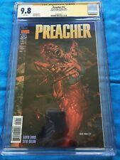 Preacher #12 - DC - CGC SS 9.8 NM/MT - Signed by Garth Ennis