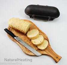 Grand Potato / PAIN cuisinière Faitout utiliser sur poêles à bois multifuel