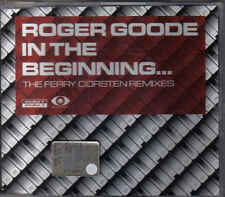 Roger Goode-In The Beginning The Ferry Corsten Remixes cd maxi single