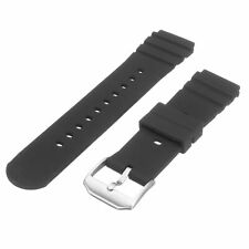 Rubber Wrist Watch Band Strap for Luminox DPB 3900 3000 8400 8000 Navy Seal
