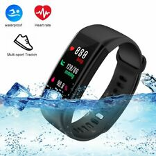 weton Fitness Tracker with Heart Rate Monitor, Bluetooth Smart Bracelet Activity