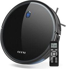 Goovi 1800Pa Smart Robotic Vacuum Cleaner - Black