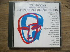 VARIOUS - Two Rooms, the songs of Elton John & Bernie Taupin - Excellent used CD