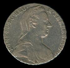 1780 Austria THERESIA Silver Coin Stock # 4