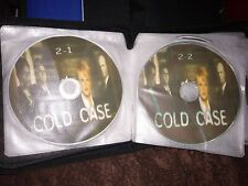 COLD CASE (2003-2010) Complete Series on DVD. 8/10 Quality