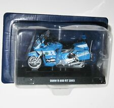 DeAgostini - BMW R 850 RT (2003) POLIZIA - Motorbike Model Scale 1:24