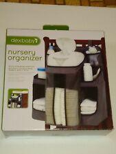 Dexbaby Nursery Organizer For Diapers, Wipes, Lotion, Diaper Cream, Powder, etc.