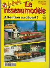 LE RESEAU MODELE    - ATTENTION AU DEPART !