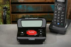 CPR The Robocall Blocker V5000 for Landline Phones