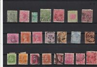 australia and new zealand early stamps  ref r12485