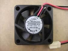 1PCS ADDA AD0405MS-G70 4010 40mm x10mm 5V 0.11A 2PIN Fan #M2385 QL