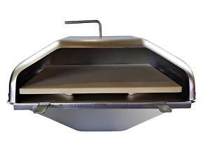 GMG Daniel Boone/Ledge & Jim Bowie/Peak Pellet Fired Pizza Oven Attachment OEM