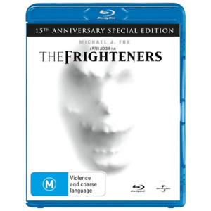 The Frighteners Blu-Ray **Region B**