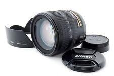 [MINT] Nikon AF-S NIKKOR 24-85mm F3.5-4.5 G ED Zoom Lens W/hood From japan #1002
