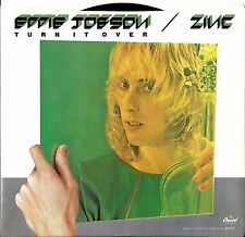 EDDIE JOBSON Turn It Over ((**NEW UNPLAYED 45 DJ from 1983**))
