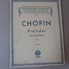 piano BERINGER's SCHOOL OF EASY CLASSICS Chopin