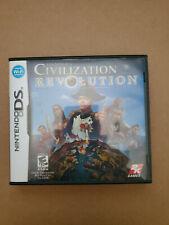Civilization Revolution - Nintendo DS - USED