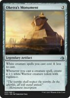 1x OKETRA'S MONUMENT - Amonkhet - MTG - NM - Magic the Gathering