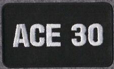 """2017 Yordano Ventura Memorial Jersey Patch """"ACE 30"""" Kansas City Royals"""