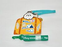 Tokyo Disney Resort Limited Pass Holder Vacation Package Mickey Trunk Unused
