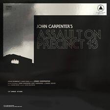 JOHN CARPENTER - ASSAULT ON PRECINCT 13/THE FOG (P   VINYL LP SINGLE NEU