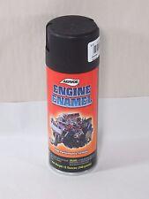Aervoe 513 Engine Enamel Paint Satin Black 12 Oz Can