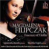 Essence of Violin - Elgar, Wieniawski, Britten etc., Magdalena Filipczak, Very G