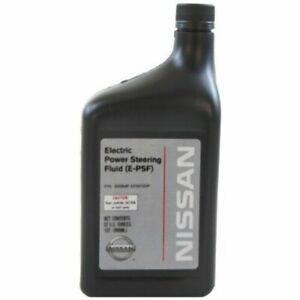 Genuine Nissan Electric Power Steering Fluid 1 Quart OE 999MPEPSF00P